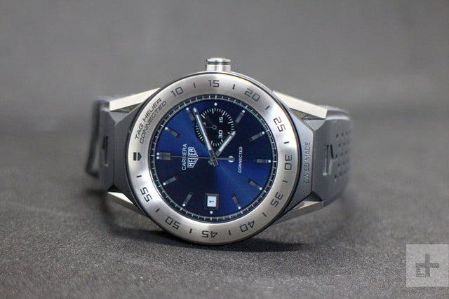tag heuer watch front