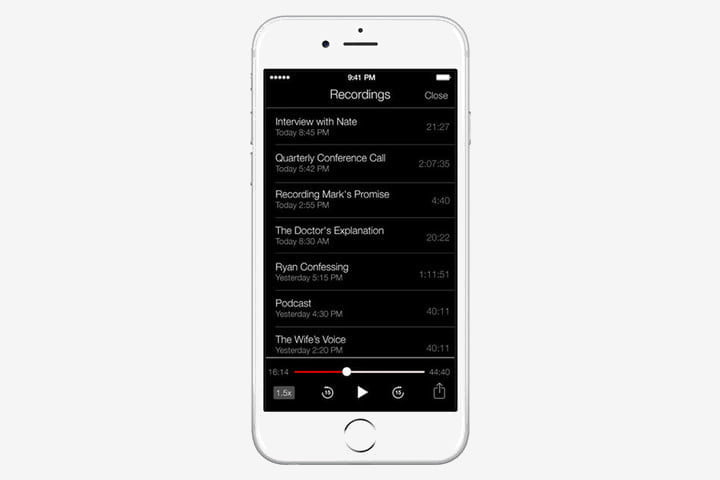 best iphone apps tapeacall ios