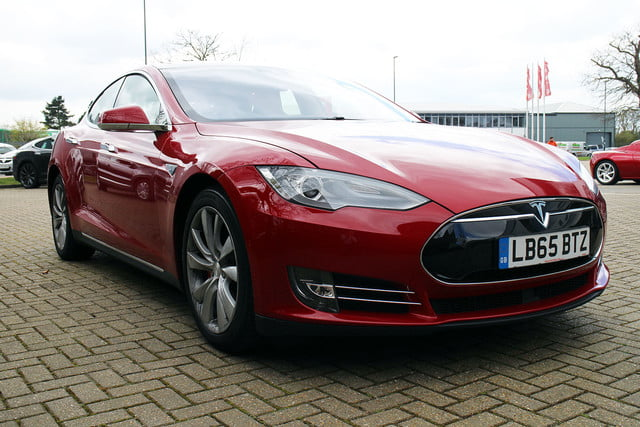 abnormally normal driving the tesla model s p90d 1395