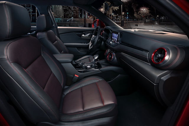 Old Chevy Truck >> 2019 Chevrolet Blazer Is A Five-Seat Crossover for ...