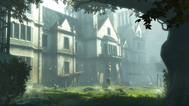 dishonored the brigmore witches dlc exterior 01