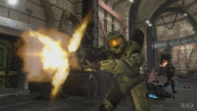 TMCC Halo 3 screenshot 2