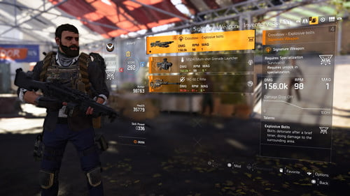 The Division 2 Endgame Guide: How to Reach World Tier 5