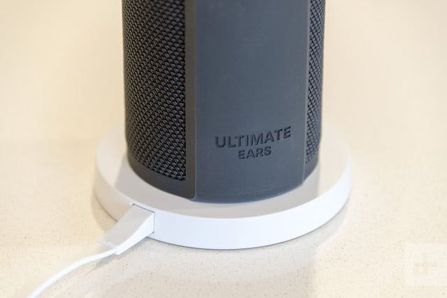 ultimate ears blast on charger
