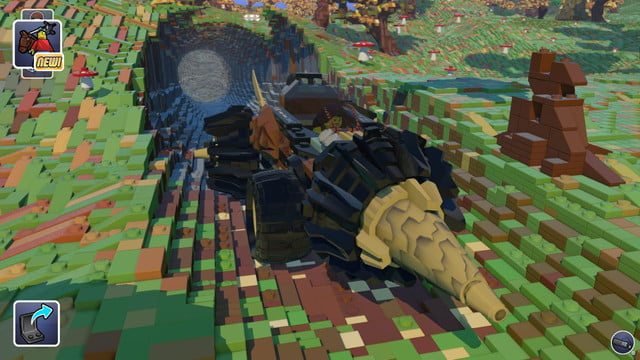 Battle of the Blocks: Lego Takes on Minecraft with Lego Worlds ...
