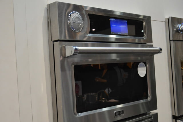 luxury home items from kbis 2016 viking turbochef double wall oven