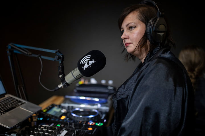 red bull radio many ameri spotify apple music interview vivian host