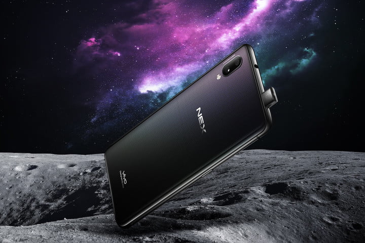 vivo nex news back
