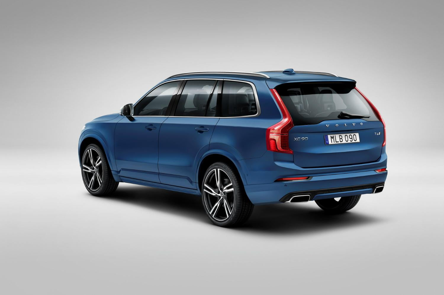together with volvo xc90 - photo #7