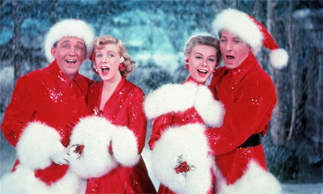 best movies to get you into the holiday spirit white christmas
