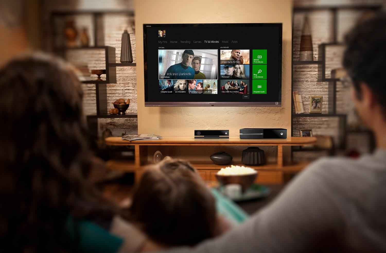 How the xbox one is a stealth pc and why it matters for Living room 983